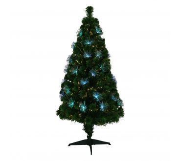 Sapin lumineux - LOS ANGELES - 150 cm - 170 Branches - 64 LED - Vert
