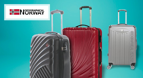 Vente privée Sets de 3 valises